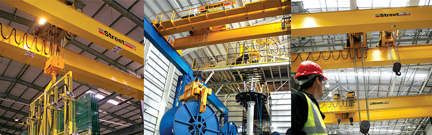 Safex Cranes Hoists Manufacturer India, Street Cranes, Hoists, UK